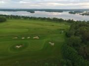 Golf utmed Åsunden